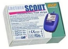 Lactate Scout 72 Strips